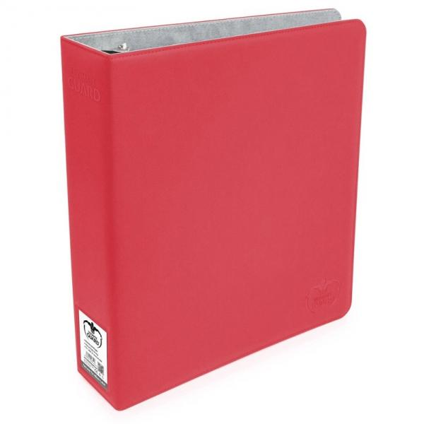 Binder: Supreme Collector's 3-Ring Binder - Large XenoSkin - Red