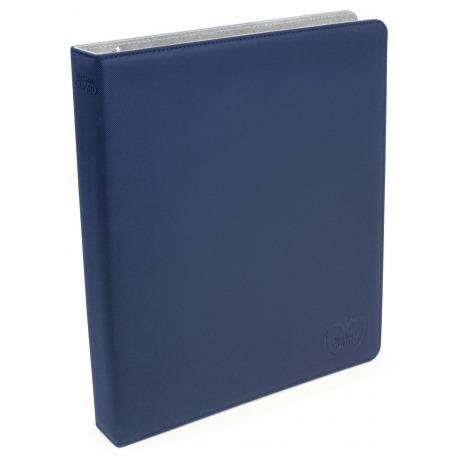 Binder: Supreme Collector's 3-Ring Binder - Slim XenoSkin - Dark Blue