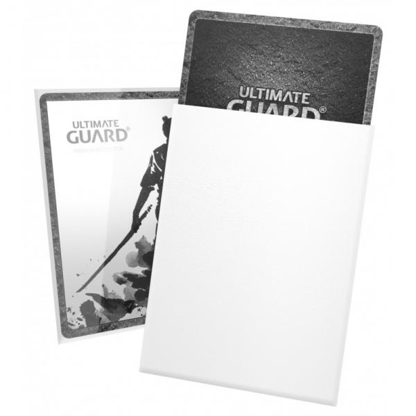 Card Sleeves: Katana Sleeves Standard Size - White (100)