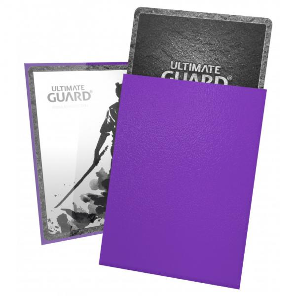 Card Sleeves: Katana Sleeves Standard Size - Purple (100)