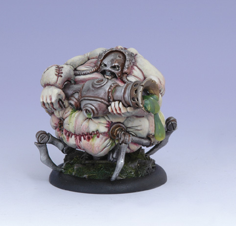Warmachine: (Cryx) Bloat Thrall