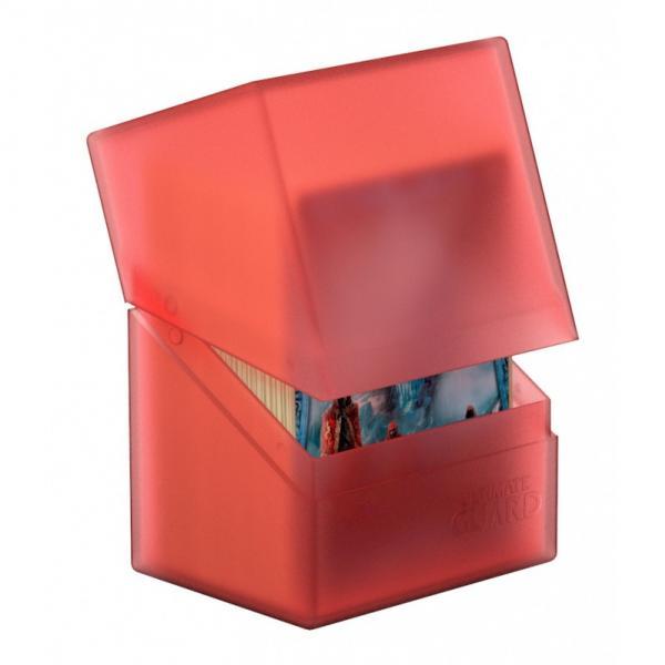 Deck Box: Boulder 80+ Standard Size - Ruby
