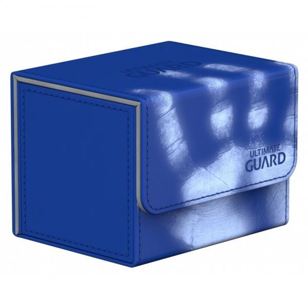 Deck Box: SideWinder 100+ Standard Size ChromiaSkin - Blue