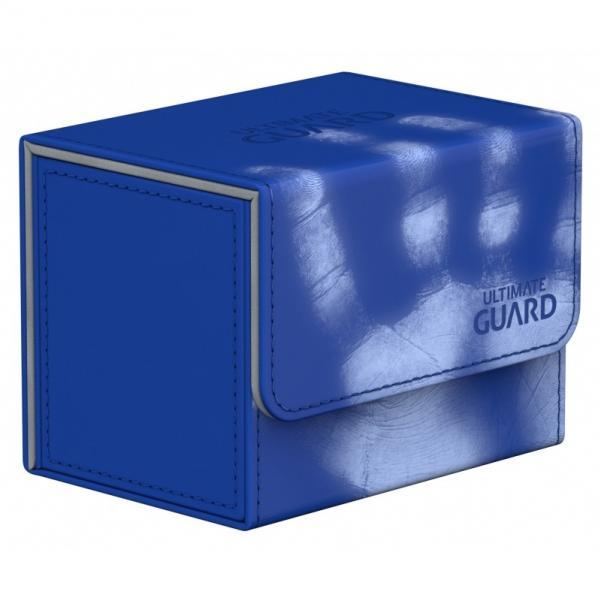 Deck Box: SideWinder 80+ Standard Size ChromiaSkin - Blue