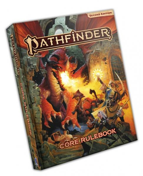 Pathfinder (P2): Pathfinder Core Rulebook (HC)