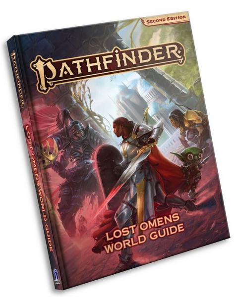 Pathfinder (P2): Pathfinder Lost Omens World Guide (HC)