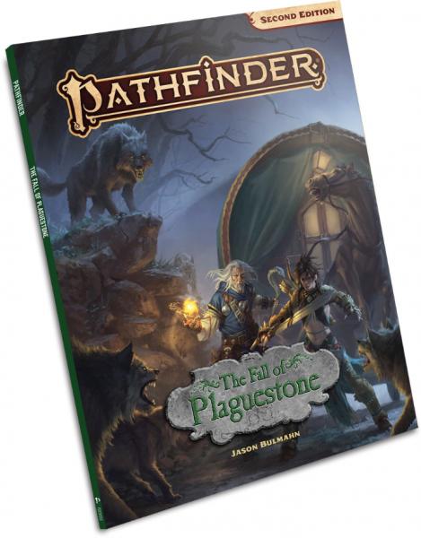 Pathfinder (P2): Pathfinder Adventure - The Fall of Plaguestone