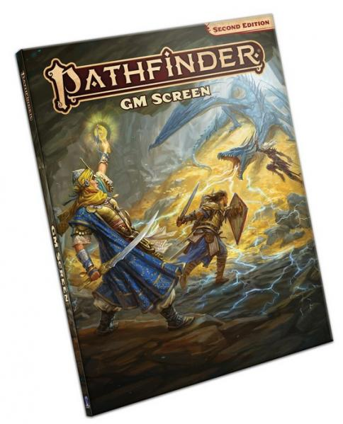 Pathfinder (P2): Pathfinder GM Screen