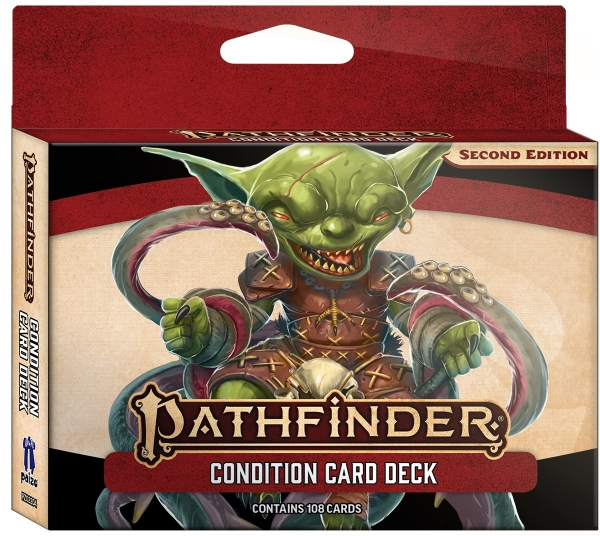 Pathfinder (P2): Pathfinder Condition Card Deck