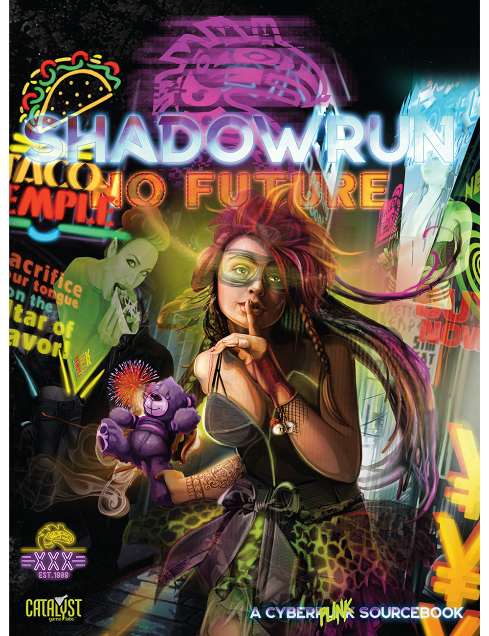 Shadowrun RPG: No Future