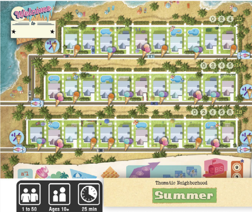 Welcome To...Summer Expansion