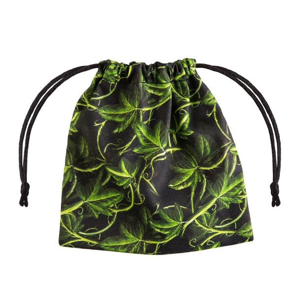 Dice Accessories: Forest Fullprint Dice Bag