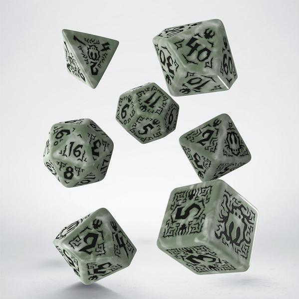 Exotic Dice: Pathfinder's Tyrant Grasp Dice Set (7)