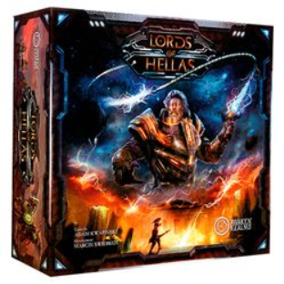 Lords of Hellas: Core Game