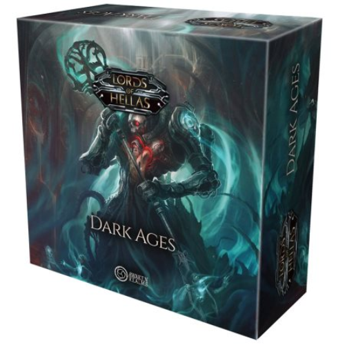 Lords of Hellas: Dark Ages 5th Player Expansion