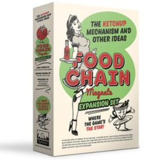 Food Chain Magnate: The Ketchup Mechanism and Other Ideas Expansion