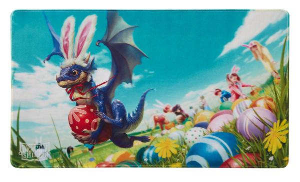 Dragon Shields: Playmat - Easter Dragon