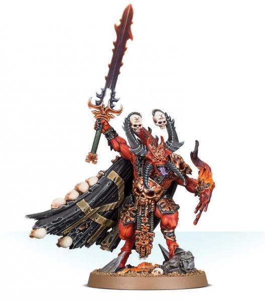 Age of Sigmar: Daemons of Khorne - Skulltaker