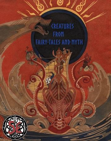 Creatures from Fairy-Tales and Myth (d20 5E OGL)
