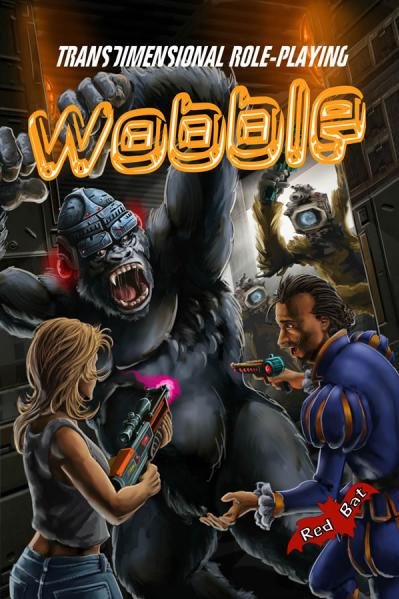 Wobble: Transdimensional RPG