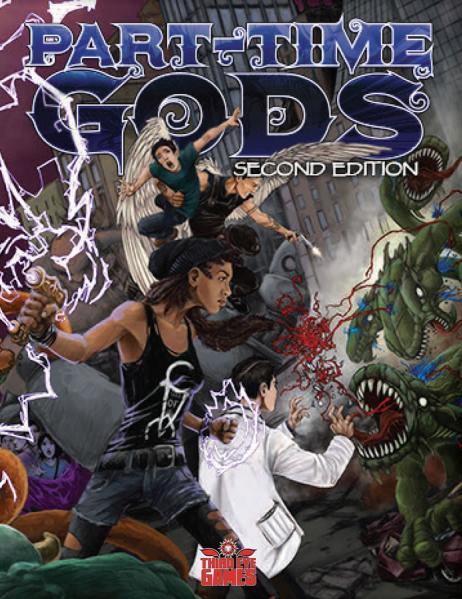 Part-Time Gods (Second Edition)