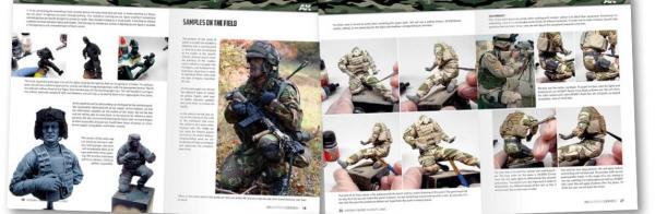 AK-Interactive: AK Learning Series 8 - Modern Figures Camouflages
