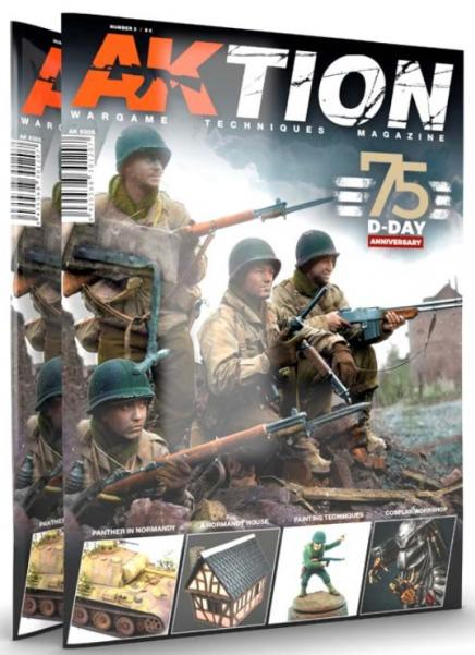 AK-Interactive: AKTION Magazine #3