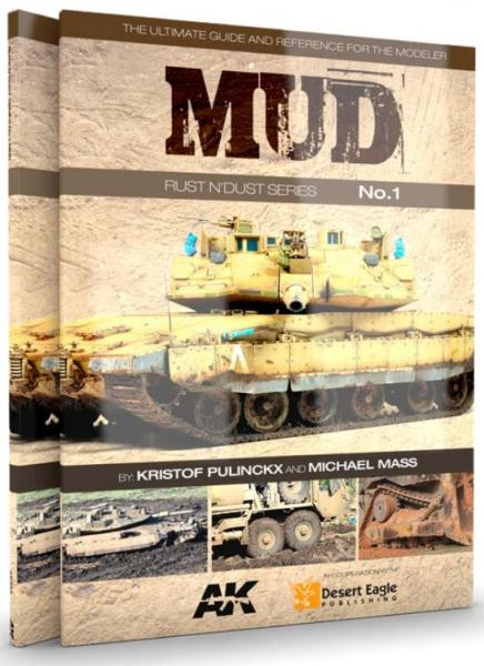 AK-Interactive: Rust n' Dirt Series Vol1 - MUD