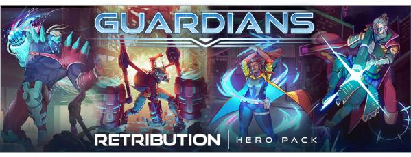 Guardians: Hero Pack - Retribution Expansion