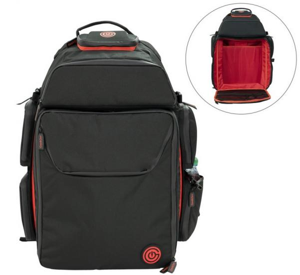 GeekOn! The Ultimate Boardgame Backpack (Black)