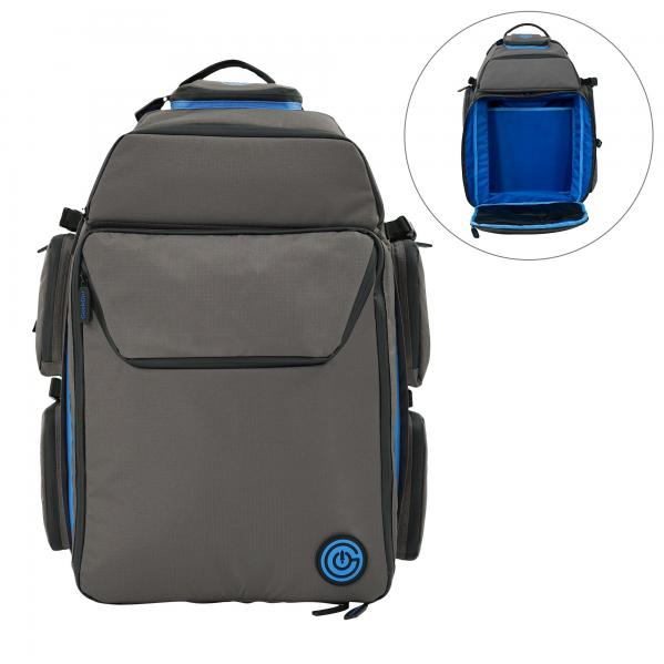 GeekOn! The Ultimate Boardgame Backpack (Grey)