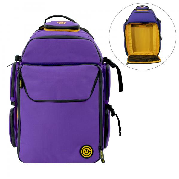 GeekOn! The Ultimate Boardgame Backpack (Purple)