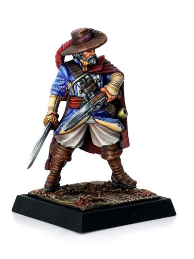 Freebooter's Fate: Treville