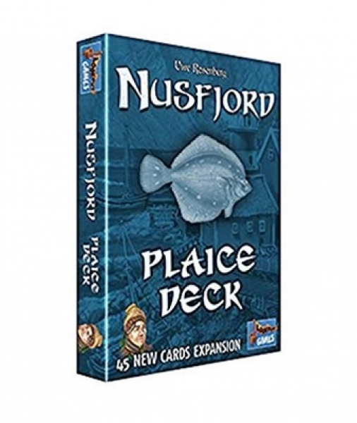 Nusfjord: Plaice Deck Expansion