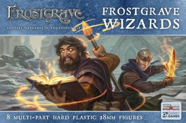 Frostgrave: Frostgrave Wizards Box Set