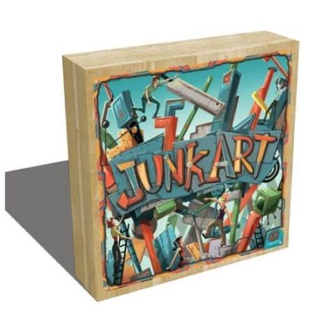 Junk Art (Wood Edition)