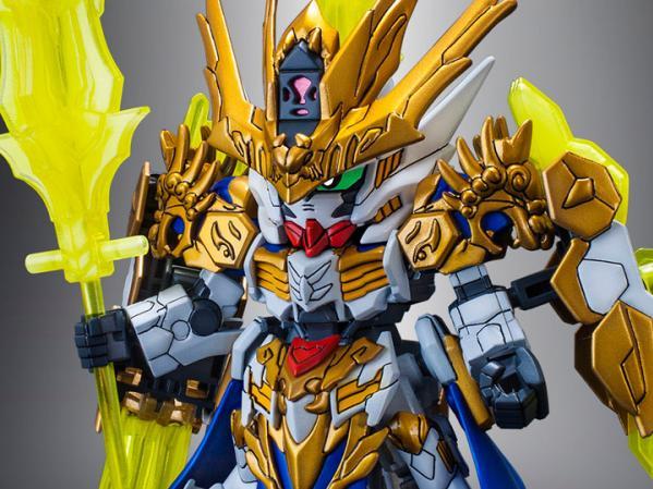 Bandai Hobby: #10 Ma Chao Gundam Barbatos ''SD Sangoku Soketsuden'', Bandai SD