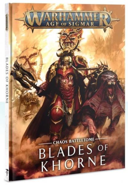 Age of Sigmar: Battletome Blades of Khorne (2019) (HC)