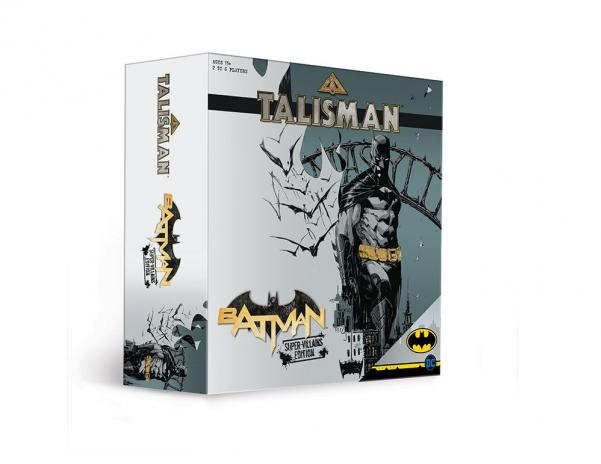 Talisman: Batman - Super Villains Edition