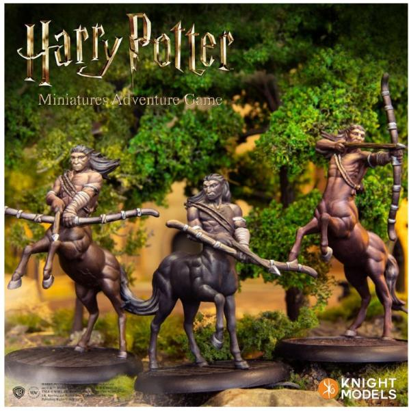 Harry Potter Miniature Game: Magorian & Centaurs