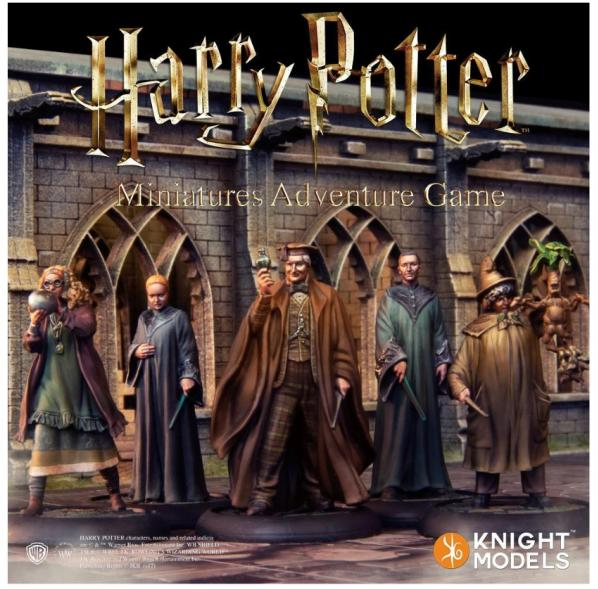 Harry Potter Miniature Game: Hogwarts Teachers