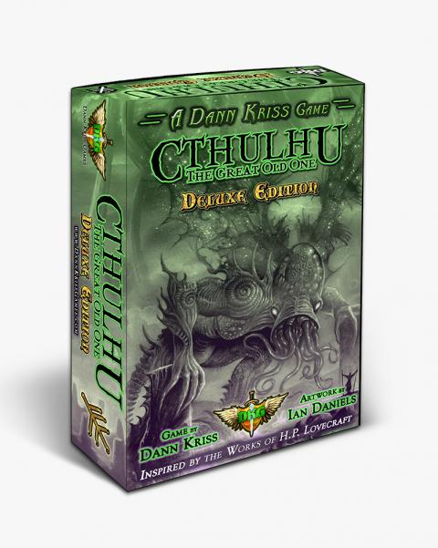 Cthulhu: The Great Old One - Deluxe Card Game