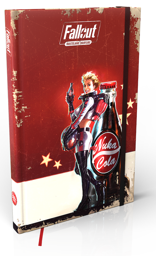 Fallout: Wasteland Warfare - Nuka Notebook