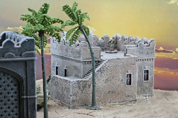 28mm Terrain: Desert Sanctuary II