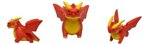 Figurines of Adorable Power: Red Dragon (1)