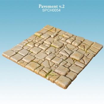 Miniature Terrain: Pavement ver. 2