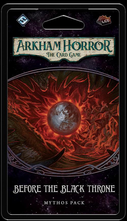 Arkham Horror LCG: Before the Black Throne
