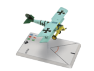 Wings Of Glory WWI: Pfalz D.III (Voss)