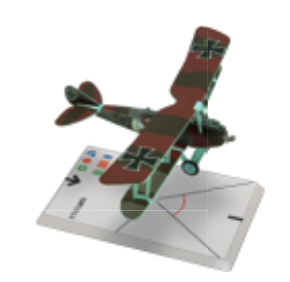 Wings Of Glory WWI: Rumpler C.IV (Ziegert)