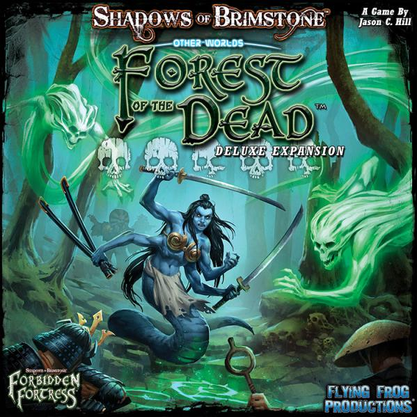 Shadows Of Brimstone: Forest of the Dead - Deluxe OtherWorld